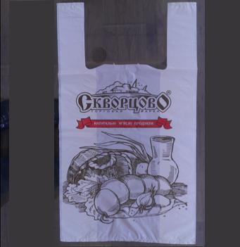 Виды полиэтиленовых пакетов для магазинов